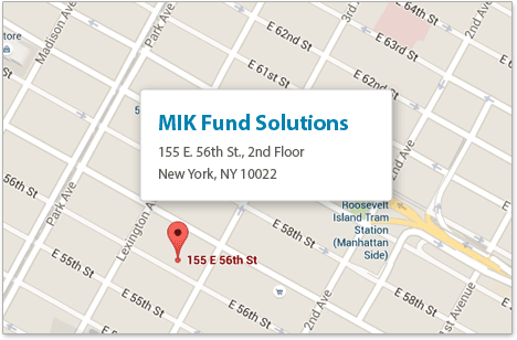 MIK Fund Solutions Map